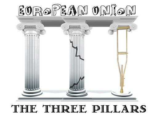 THE THREE PILLARS by Colonel Flick
