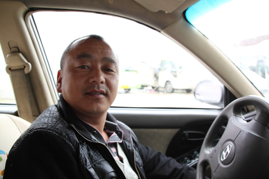 とてもお世話になったタクシーのおじさん