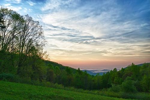 nature sunrise landscape outdoors virginia landscapes spring nikon outdoor d800 shenandoahnationalpark tonemapped afsnikkor2470mmf28ged afszoomnikkor2470mmf28ged