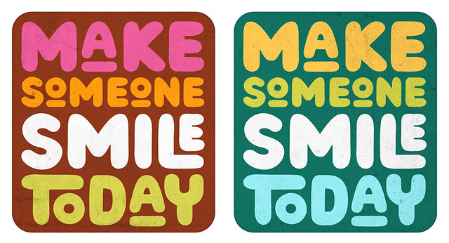 Make someone smile today flickr photo sharing