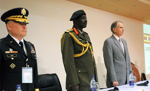 'African land force chiefs meet to discuss security at ALFS 12