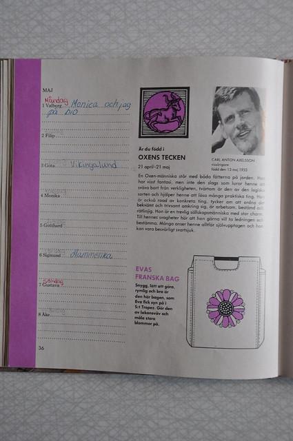 Evas kalender maj 1967