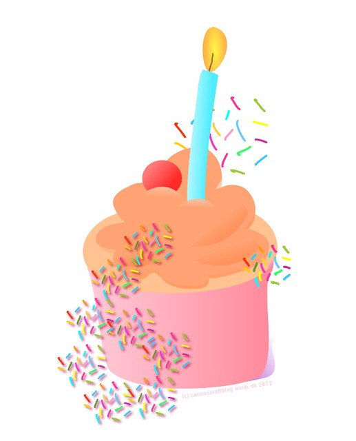6th blog birthday