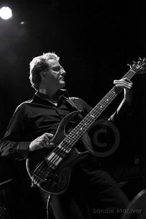 COAST bass guitarist