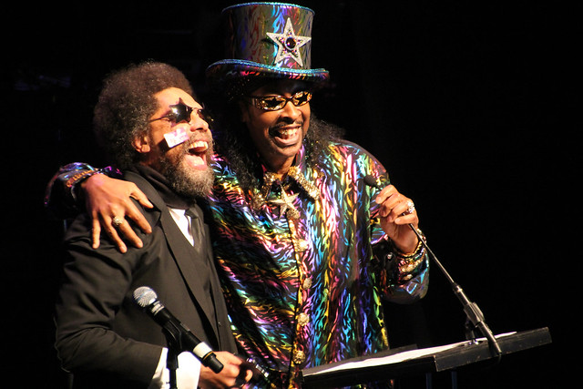 Cornel West & Bootsy Collins