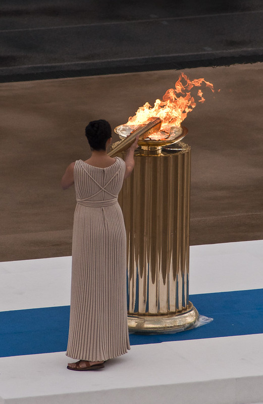 Olympic Flame 2012 (Athens)