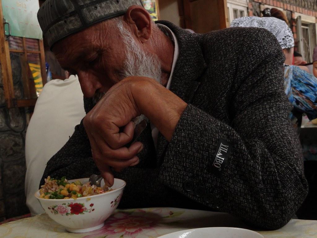 Al basar d'Osh III (Kyrgyzstan)