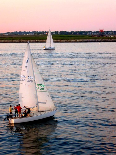 Odyssey cruise on Boston's Charles River