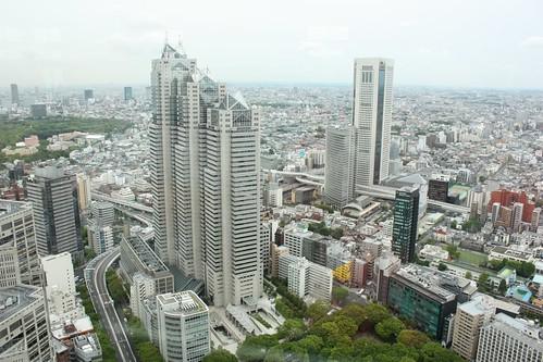 Shinkuju, Tokyo