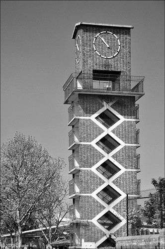 Clock Tower / Chrisp Street Market