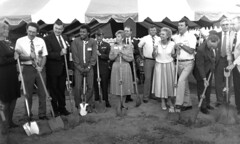 Chandler-Gilbert Breaks Ground, 1986