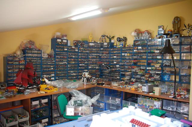 LEGO Display amp Storage Ideas 2 A Gallery On Flickr