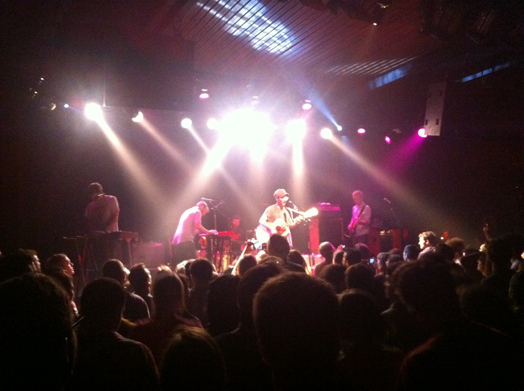 Clap Your Hands Say Yeah (5/22/12)
