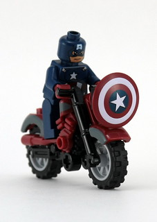 This is the Bike Steve Rogers would choose.