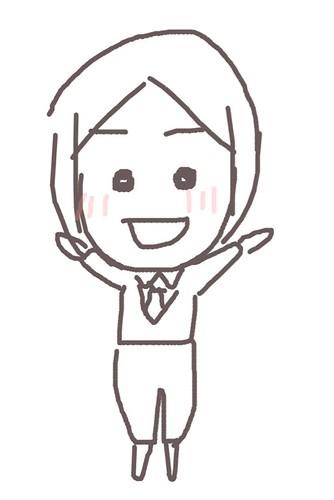 120526(2) - 聲優「恒松あゆみ」心血來潮畫出《Fate/Zero》所有角色的塗鴉、只有「久宇舞弥」發揮100%實力(笑) (13/18)