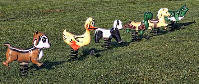 Playground Animals