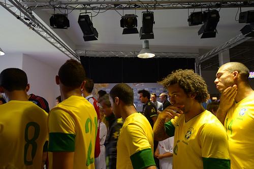 Brazil v Denmark
