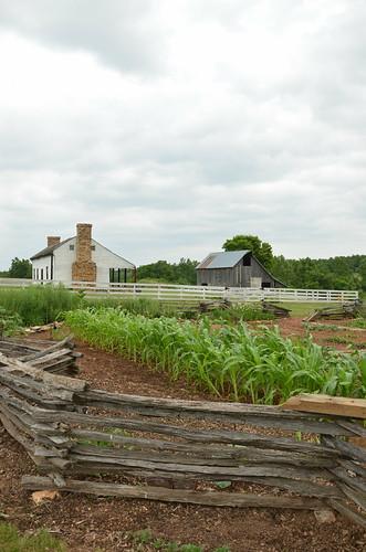 gardens garden mo missouri ozarks historicsite ashgrove statehistoricsite nathanboone