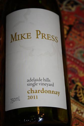 mike press chard