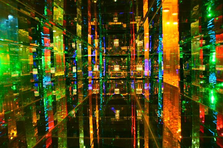 台灣玻璃館(黃金隧道)026