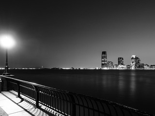 Battery Park Night