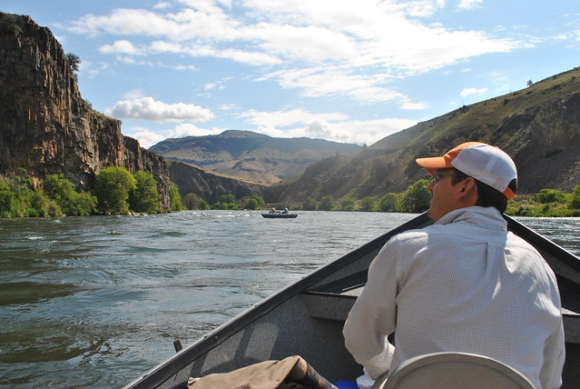 deschutes boating