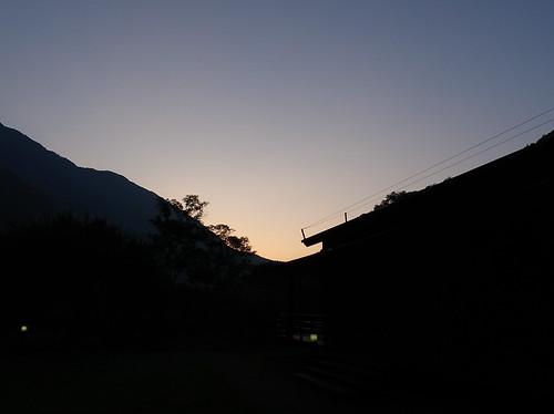 花蓮布洛灣山月村