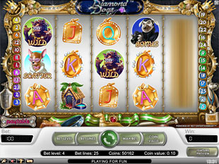 Diamond Dogs slot game online review