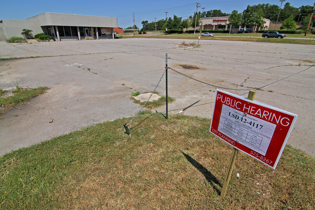 Arvest Bank plans new branch at College and Township | Fayetteville