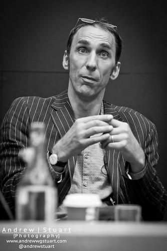 Will Self is my leader