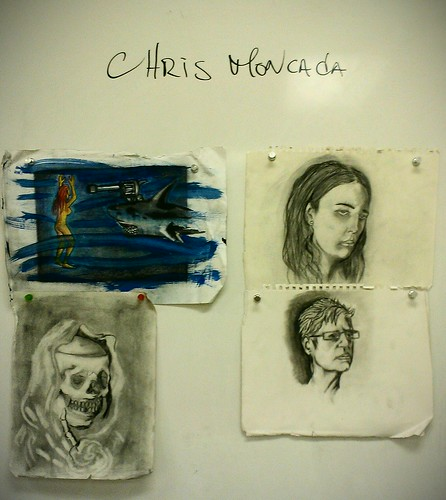Observational drawing SP12