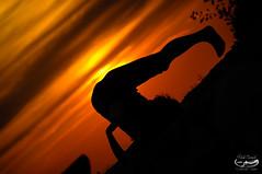 Sunset Yoga at Park Orsula (May 2012.)