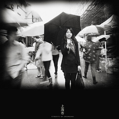 TRAVEL : Streets of shanghai