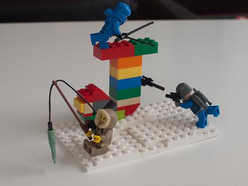 Lego Cakes (1 of 3)