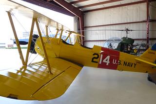 Boeing N2S-4 Stearman Kaydet
