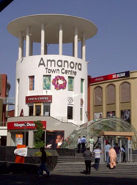 Amanora Town Centre, Amanora Park Town, Hadapsar Pune 411028
