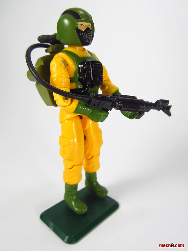 GI Joe Airtight Action Figure