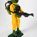 Small photo of GI Joe Airtight Action Figure