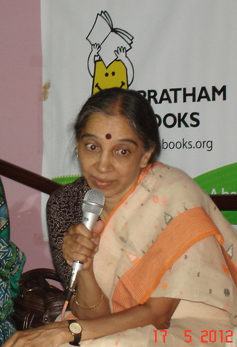 Madhuri Purandare - author and illustrator