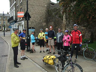 Gathering at Angel Hill