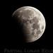 Strawberry Moon, Partial Lunar Eclipse 2012