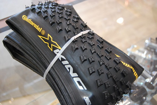 Continental tire X-King 2.2