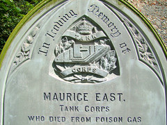 who died from poison gas