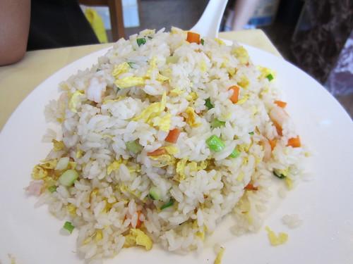 4 Jun 12 - 扬州炒饭