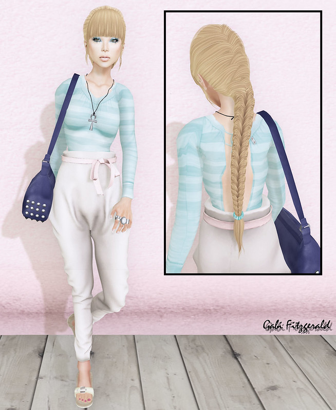 Glam Affair Fameshed - Peletteria Morissey - Burley CHIC2