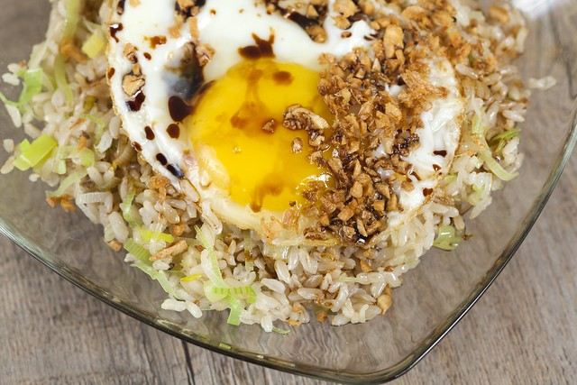 Jean-Georges Vongerichten's Ginger Fried Rice