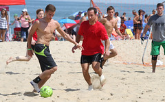sports, beach soccer, team sport, football, ball game,