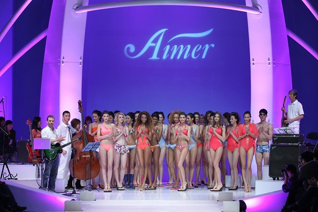 Aimer Beach Couture Fashion Show (3)
