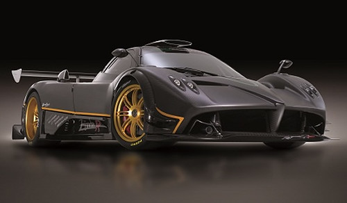 Pagani Zonda R Evo Makes Official Debut at Goodwood Festival of Speed 2012