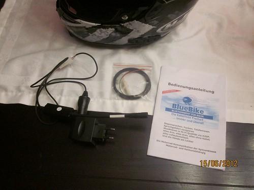 Bluebike oder die Drahtlose Verbindung per Bluetooth